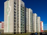 Барнаул, улица Балтийская, дом 3. многоквартирный дом