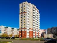 Барнаул, улица Балтийская, дом 7. многоквартирный дом