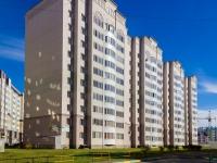 Барнаул, улица Балтийская, дом 19. многоквартирный дом