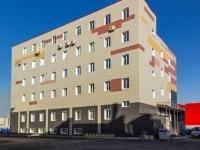 Барнаул, улица Балтийская, дом 24. офисное здание