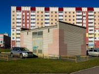 Барнаул, улица Балтийская, дом 3А. хозяйственный корпус