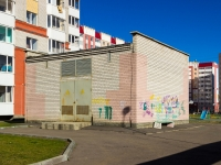 Барнаул, улица Балтийская, дом 9А. хозяйственный корпус