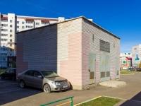 Барнаул, улица Балтийская, дом 17. хозяйственный корпус