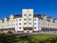 Барнаул, улица Геодезическая, дом 47Д. строящееся здание