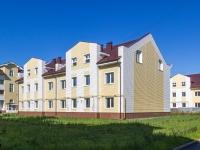 Барнаул, улица Геодезическая, дом 47Г. строящееся здание