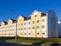 Барнаул, улица Геодезическая, дом 49. многоквартирный дом