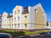 Барнаул, улица Геодезическая, дом 49А. многоквартирный дом