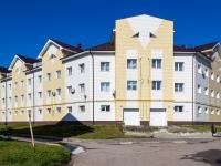 Барнаул, улица Геодезическая, дом 49Б. многоквартирный дом