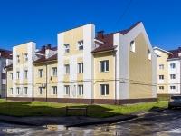 Барнаул, улица Геодезическая, дом 49Г. многоквартирный дом