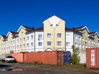 Барнаул, улица Геодезическая, дом 49И. многоквартирный дом