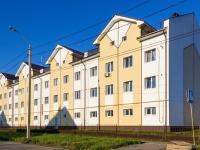 Барнаул, улица Геодезическая, дом 49В. многоквартирный дом