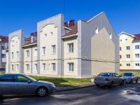 Барнаул, улица Геодезическая, дом 49Ж. многоквартирный дом
