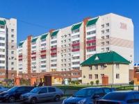 , st Lazurnaya, house 9. Apartment house