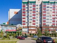, st Lazurnaya, house 13. shopping center