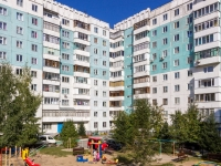 , st Lazurnaya, house 22. Apartment house