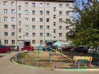 , Lazurnaya st, house 26. Apartment house