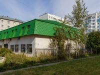 , st Lazurnaya, house 28. office building