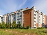 Барнаул, улица Лазурная, дом 40. многоквартирный дом