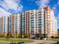 , st Lazurnaya, house 29. Apartment house