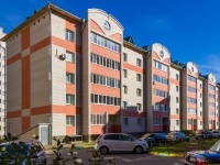 , st Lazurnaya, house 31. Apartment house