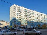 Барнаул, улица Лазурная, дом 38. многоквартирный дом
