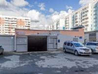 """Барнаул, улица Лазурная, дом 40Б. гараж / автостоянка ГПК """"Лазурная 40Б"""""""