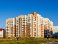 Барнаул, улица Лазурная, дом 44. многоквартирный дом