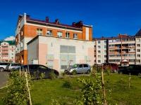 , Lazurnaya st, service building