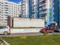 , st Lazurnaya. service building