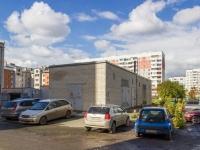 Барнаул, улица Лазурная. хозяйственный корпус