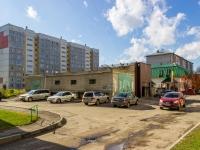 , st Lazurnaya. garage (parking)