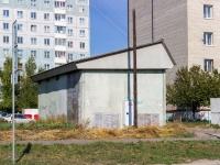 ,  . service building