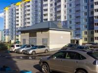 Барнаул, улица Власихинская. хозяйственный корпус