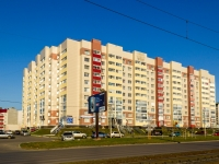 Барнаул, улица Малахова, дом 148. многоквартирный дом