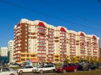 Барнаул, улица Малахова, дом 158. многоквартирный дом