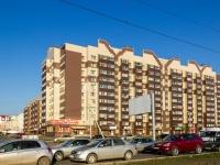 Барнаул, улица Малахова, дом 164. многоквартирный дом