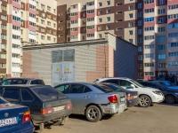 Барнаул, улица Малахова. хозяйственный корпус