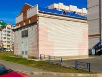 Барнаул, улица Малахова, дом 154А. хозяйственный корпус