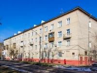 , st Depovskaya, house 18. Apartment house