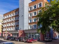 Барнаул, улица Крупской, дом 91А. офисное здание