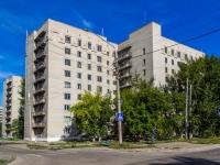 Барнаул, улица Крупской, дом 141. общежитие