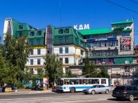 Барнаул, Строителей проспект, дом 16. многофункциональное здание