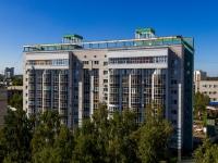 Барнаул, улица Сизова, дом 14Б. многоквартирный дом