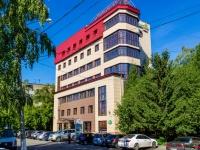 """Барнаул, улица Короленко, дом 60. гостиница (отель) """"Улитка"""""""