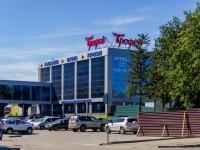 Барнаул, улица Короленко, дом 102. офисное здание