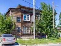 Барнаул, улица Никитина, дом 128. многоквартирный дом