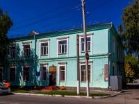 Барнаул, улица Ползунова, дом 38. детский сад №76