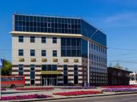 Барнаул, улица Мало-Олонская, дом 17. офисное здание