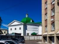 площадь Спартака, дом 10. храм Дмитрия Ростовского