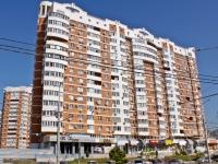 Краснодар, улица 70 лет Октября, дом 17. жилой дом с магазином